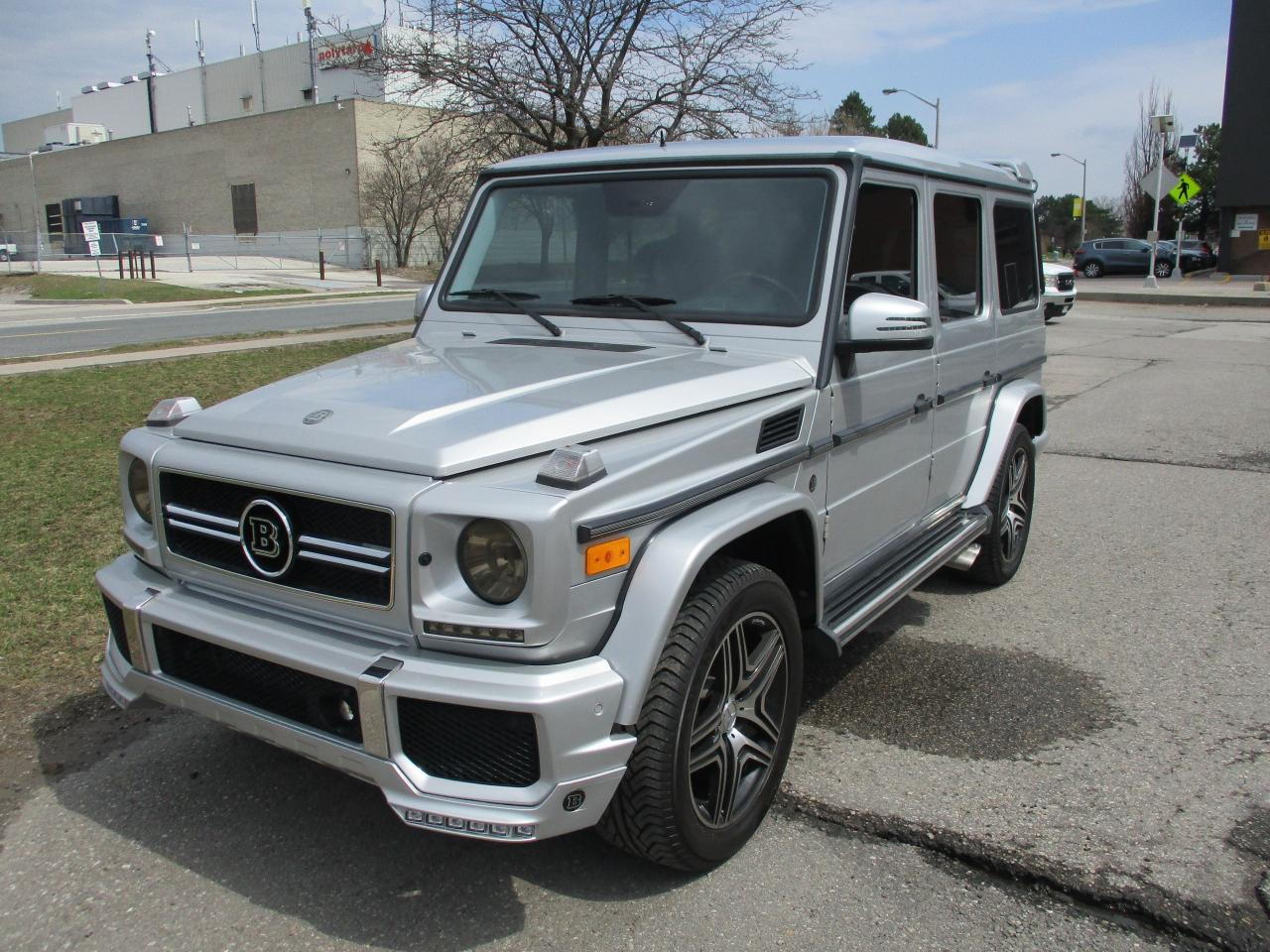 Used 2003 Mercedes-Benz G-Class 550 AMG~BRABUS APEARENCE~7