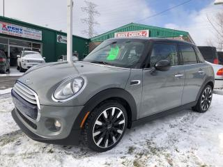 Used 2015 MINI Cooper 5 Door Auto Navigation for sale in Burlington, ON