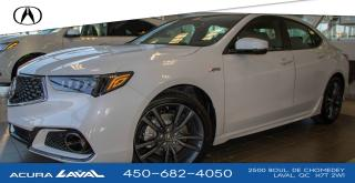 Used 2019 Acura TLX A-Spec SH-AWD  Tech for sale in Laval, QC