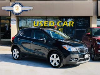 Used 2015 Buick Encore 1 Owner, Clean CarFax for sale in Vaughan, ON