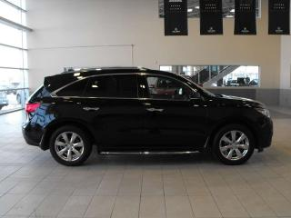 Used 2015 Acura MDX Elite AWD Navigation 360 Camera for sale in Red Deer, AB