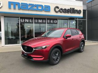 New 2019 Mazda CX-5 GS for sale in Campbell River, BC