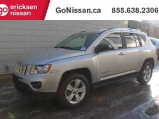 Used 2013 Jeep Compass North: 4X4, AUTOMATIC, LOW KMS!! for sale in Edmonton, AB