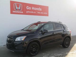 Used 2015 Chevrolet Trax 1LT, AWD for sale in Edmonton, AB