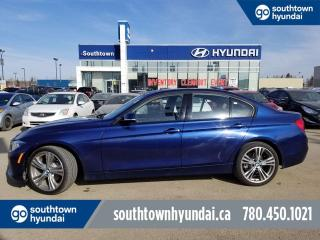 Used 2016 BMW 3 Series 328i/XDRIVE/HUD/NAV/SUNROOF/LEATHER for sale in Edmonton, AB