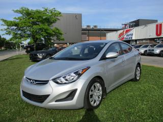 Used 2016 Hyundai Elantra GL~LOW MILEAGE~TWO SETS OF WHEELS~ for sale in Toronto, ON