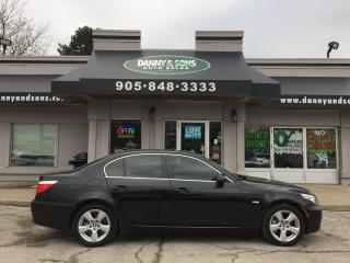 Used 2008 BMW 5 Series 528xi for sale in Mississauga, ON