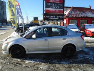 Used 2009 Suzuki SX4 Sport / LOW KM / 5SPD/ CERTIFIED / HEATED SEATS/ for sale in Scarborough, ON