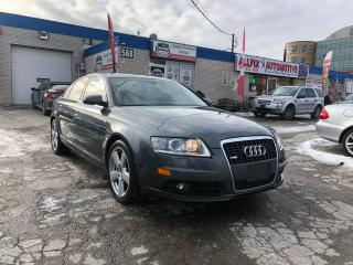 Used 2008 Audi A6 3.2L for sale in Oakville, ON