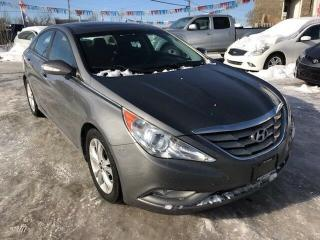 Used 2011 Hyundai Sonata Limited w/Nav for sale in Gloucester, ON