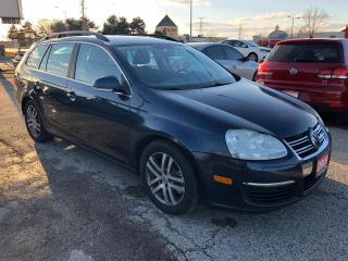 Used 2009 Volkswagen Jetta Wagon Diesel, New Tires, Warranty, Certified for sale in Woodbridge, ON