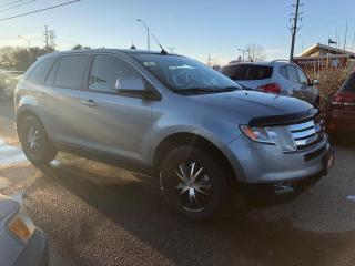 Used 2007 Ford Edge AWD SEL, Back-Up Sensors, Warranty, Certified for sale in Woodbridge, ON