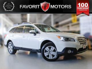 Used 2015 Subaru Outback 2.5i (CVT) | AWD | HEATED SEATS | BLUETOOTH for sale in North York, ON