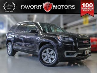 Used 2015 GMC Acadia SLE1 | AWD | 8-PASSANGER | BACKUP CAM | LEATHER for sale in North York, ON