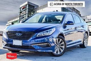Used 2015 Hyundai Sonata Sport at Blind Spot  Back-Up Camera for sale in Thornhill, ON