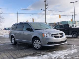 Used 2017 Dodge Grand Caravan *SXT* 2ND AND 3RD ROW STO-N-GO for sale in Mississauga, ON