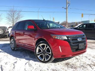 Used 2011 Ford Edge SPORT for sale in Mississauga, ON