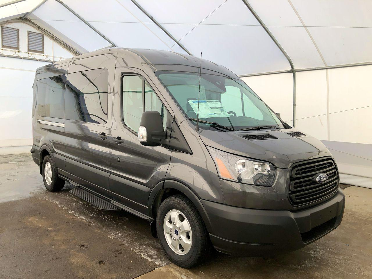 Used 2019 Ford Transit Passenger Wagon XL for Sale in Meadow