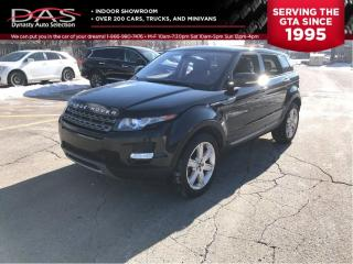 Used 2012 Land Rover Evoque Pure Plus PANORAMIC ROOF/REAR VIEW CAMERA for sale in North York, ON