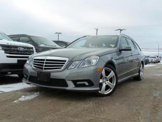 Used 2011 Mercedes-Benz E-Class E 350 4MATIC 3.5L V6 LEATHER NAVIGATION for sale in Midland, ON