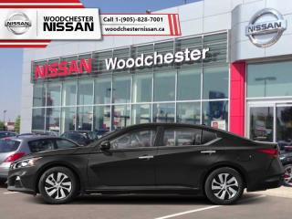 New 2019 Nissan Altima SV  - ProPilot -  Sunroof -  Heated Seats - $214.63 B/W for sale in Mississauga, ON