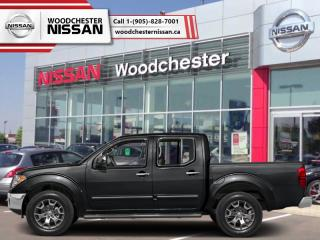 New 2019 Nissan Frontier Crew Cab SV Long Bed 4x4 Auto  - $233.67 B/W for sale in Mississauga, ON