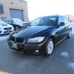 Used 2011 BMW 3 Series 323i RWD, 6 Speed Manual, Accident Free, Leather for sale in Newmarket, ON