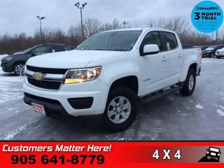 Used 2015 Chevrolet Colorado WT  V6 4X4 CREW CAM 4.2