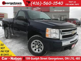 Used 2009 Chevrolet Silverado 1500 WT | V6 | TOW PKG | BACK RACK | BOX LINER for sale in Georgetown, ON