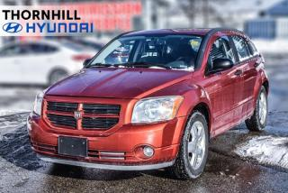 Used 2007 Dodge Caliber SXT for sale in Thornhill, ON