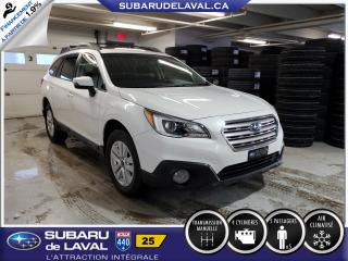 Used 2017 Subaru Outback 2,5i Touring Awd ** Toit ouvrant ** for sale in Laval, QC