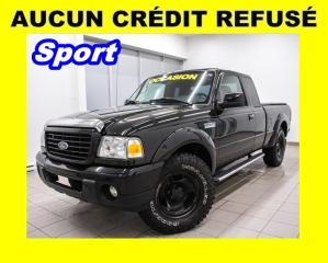 Used 2009 Ford Ranger Sport Tout for sale in St-Jérôme, QC