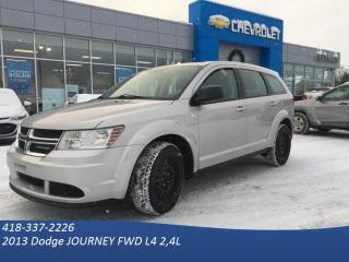 Used 2013 Dodge Journey Se Plus Roues for sale in St-Raymond, QC