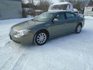 Used 2010 Buick Lucerne CX for sale in Beaverton, ON