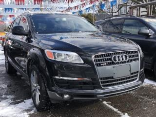Used 2008 Audi Q7 4.2 Premium for sale in Hamilton, ON