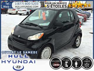Used 2011 Smart fortwo Pure for sale in Gatineau, QC
