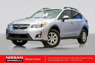 Used 2017 Subaru XV Crosstrek Touring Awd / 2 Set for sale in Montréal, QC