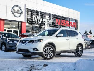 Used 2015 Nissan Rogue SL for sale in Orleans, ON