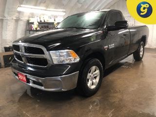 Used 2016 RAM 1500 SXT * Reg Cab * 4X4 * * Trip computer * Climate control * Cruise control * Traction control * Locking tailgate * Front heavy-duty shock absorbers Rear for sale in Cambridge, ON