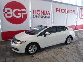Used 2015 Honda Civic édition Lx for sale in St-Georges, QC