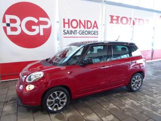 Used 2014 Fiat 500 L T.ouvrant for sale in St-Georges, QC