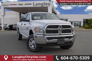 Used 2018 RAM 3500 *DIESEL* *SLT* *POWER DRIVERS SEAT* for sale in Surrey, BC