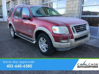 Used 2007 Ford Explorer Eddie Bauer for sale in Calgary, AB