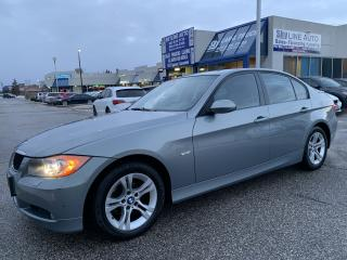 Used 2008 BMW 328 xi AWD|HEATED SEATS|BLUETOOTH|ALLOYS for sale in Concord, ON