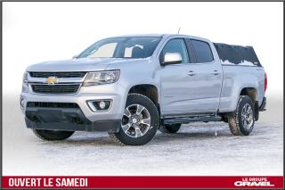 Used 2017 Chevrolet Colorado Lt 4x4 Pneu for sale in Ile-des-Soeurs, QC
