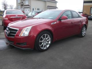 Used 2009 Cadillac CTS Berline 4 portes, traction arrière avec for sale in St-Sulpice, QC