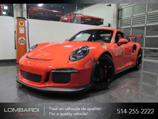 Used 2016 Porsche 911 GT3 RS for sale in Montréal, QC