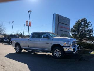 Used 2014 RAM 3500 LARAMIE 4X4 + SUNROOF + NAV + PROTECTION/CONVENIENCE GROUPS for sale in Surrey, BC