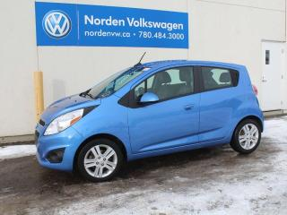 Used 2013 Chevrolet Spark LT - ALLOYS / BLUETOOTH / A/C + PWR PKG for sale in Edmonton, AB