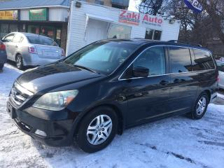 Used 2007 Honda Odyssey Touring/Navigation/DVD/Leather Seats for sale in Toronto, ON